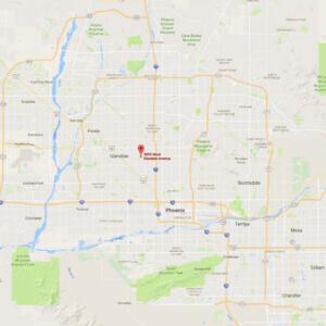 PJ Hussy Service Areas in Phoenix Metro Area